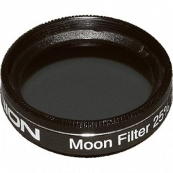 "1.25"" Orion 25% Transmission Moon Filter"