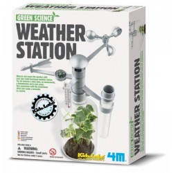 Green Science: Weerstation