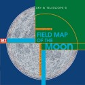 Mirror-Image Field Map of the Moon