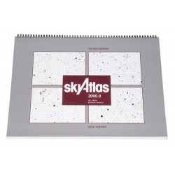 Sky Atlas 2000.0 Desk Laminated