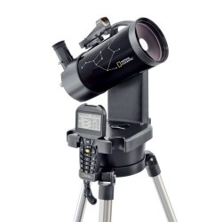 National Geographic 90 mm goto Maksutov-Cassegrain telescoop