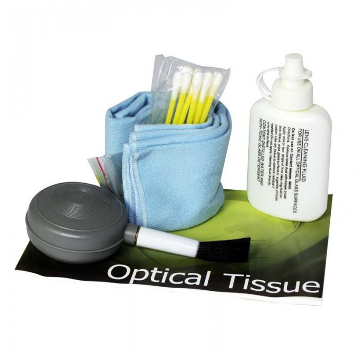 "Omegon ""5- in- 1"" Optics Cleaning Set"